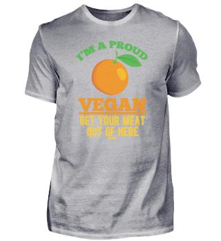 Vegan Veganer Veganismus Veggie Geschenk
