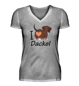 I love Dackel