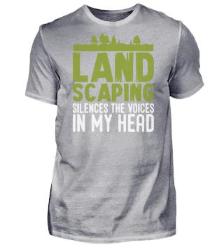 Landscape Architect Joke Saying Gardener