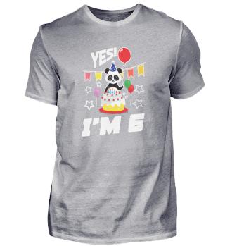Panda Birthday Party Gift