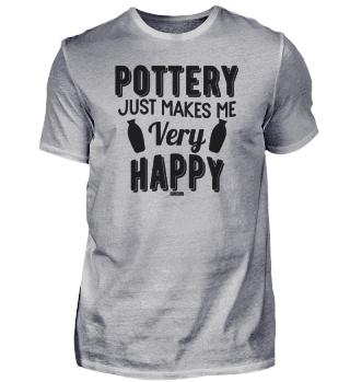 Pottering makes me happy