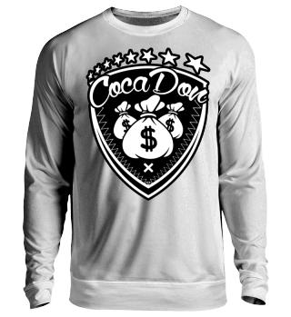 Herren Langarm Shirt Coca Don Ramirez