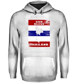 God bless Thailand - gift