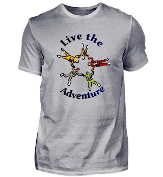 Live the Adventure