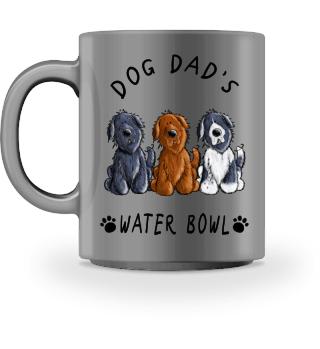 Newfoundland Dog Dad's Bowl I Mug