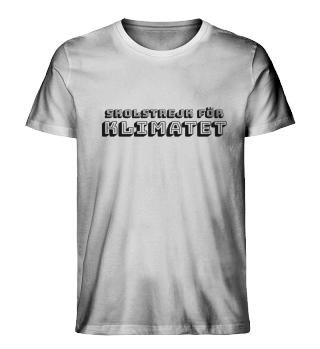SKOLSTREJK FÖR KLIMATET Organic Shirt
