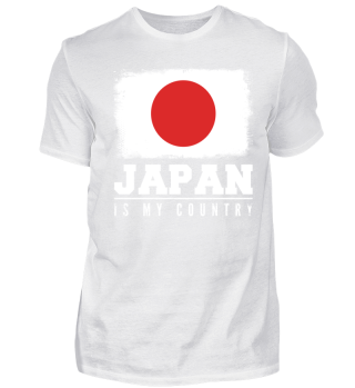 Japan is my Country