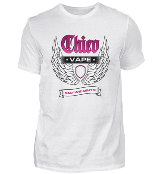 Chico Vape - Wings Burgundy