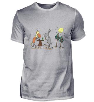 ESELINO Herren Shirt WEINVIERTEL ESELINO
