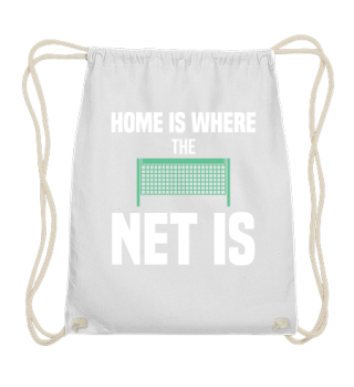 Home is where the net is