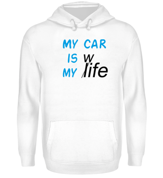 My car is my wife
