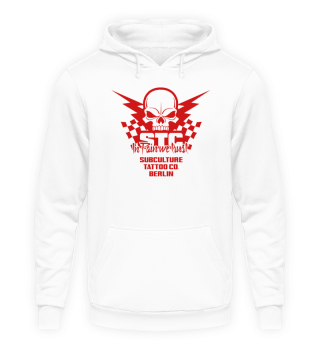 Tattoo Skull Hoodie | Subculture Tattoo