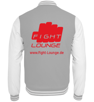 Fight Lounge- College-Jacke
