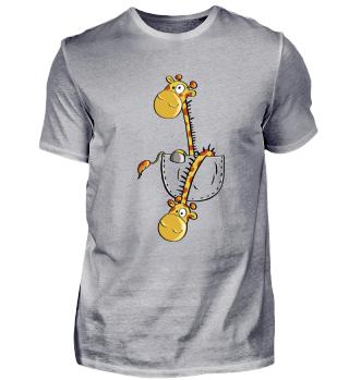 Giraffen in Taschen I Tasche I Geschenk