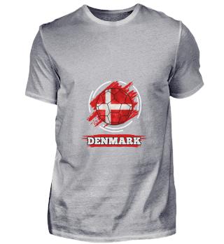 D003-0008 Country Flag Denmark / Dänemar