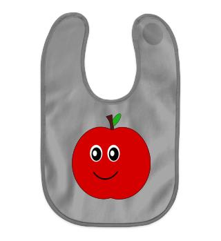 Apfel, Lätzchen