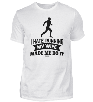 running jogging dad Father's Day Dad