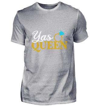 Girl Queen T-Shirt Wedding Groom Gift