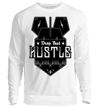 Herren Langarm Shirt Drop That Hustle Ramirez