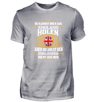 England Du kannst mich aus Englang holen