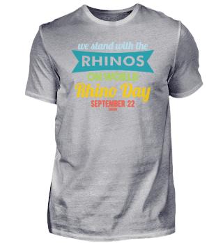 World Rhino Day Rhino Africa Safari