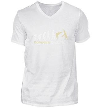 Capoeira Martial Arts Evolution Gift