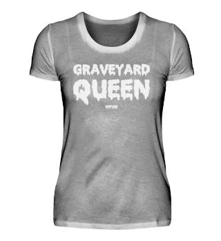 GRAVEYARD QUEEN Women Tee