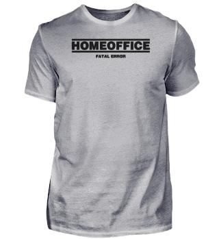 ☛ HOMEOFFiCE #1.7S - FATAL ERROR