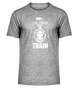 Railway Trains - Huh?