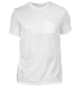 The White Boys   T-Shirt / Pullover