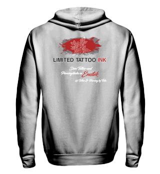Limited Tattoo Ink Zipper