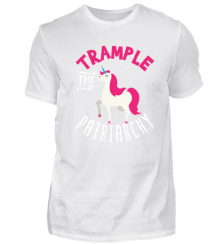 Trample The Patriarchy Unicorn Power
