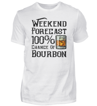 Weekend Forecast 100 Percent Of Bourbon
