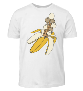 LCP BANANA T-SHIRT KIDS