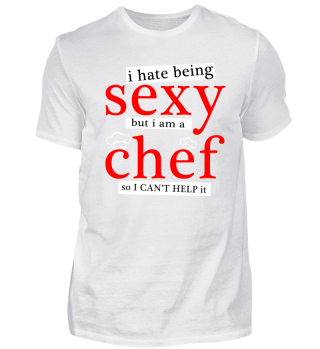 Chef Master Cooking Food Kitchen Gift