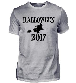 Halloween Hexe 2017