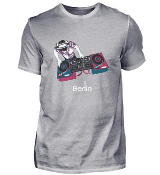 YaBerlin DJ Shirt