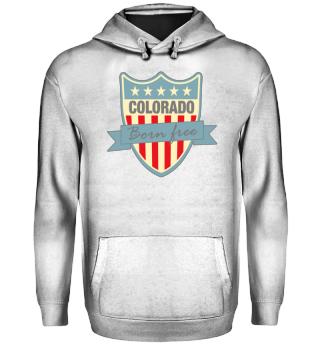Herren Hoodie Sweatshirt Colorado Ramirez
