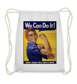 WE CAN DO IT - Emanzipation born 03