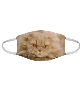 Gesichtsmaske mit Katzenmotiv 20.80
