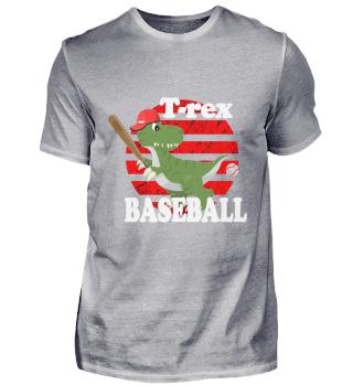 T-rex baseball