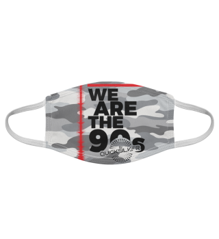 WE ARE THE90S Camo White