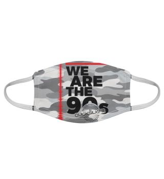 WE ARE THE90S Camo White