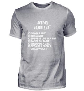 Sag-Wagnis-Liste