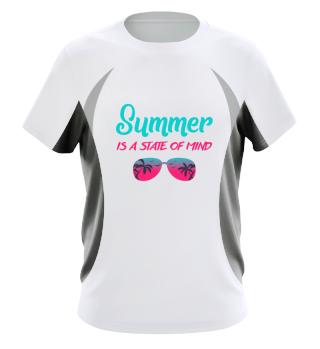 Summer Is A State Of Mind - Enjoy Beach