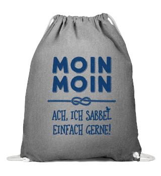 Moin Moin - Strandbeutel