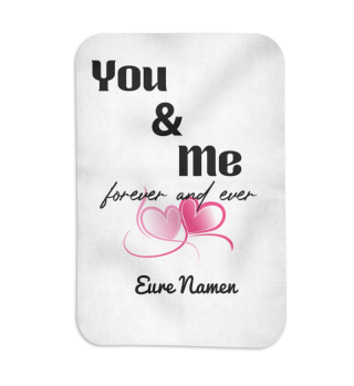 You & Me personalisiert