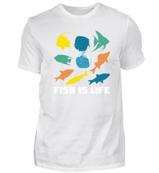 Aquarium Fisch Leben Geschenk
