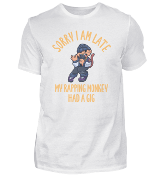 Occurs Monkey Monkey gig rap music