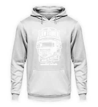 LKW-Fahrer · Fehler zugeben